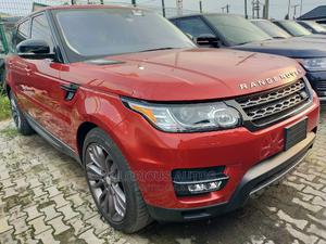Land Rover Range Rover Sport 2016 Red | Cars for sale in Lagos State, Lekki