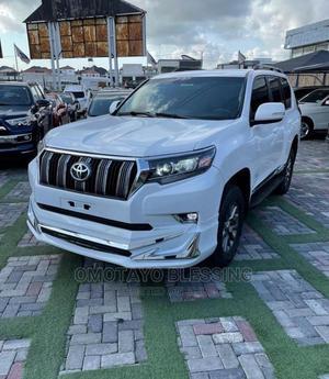Toyota Land Cruiser Prado 2013 VX White | Cars for sale in Lagos State, Lekki