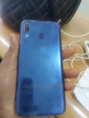 Samsung Galaxy A20 32 GB Blue   Mobile Phones for sale in Lagos State, Lekki