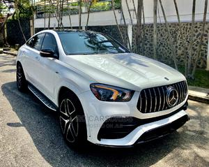 Mercedes-Benz GLE-Class 2021 White | Cars for sale in Lagos State, Lekki
