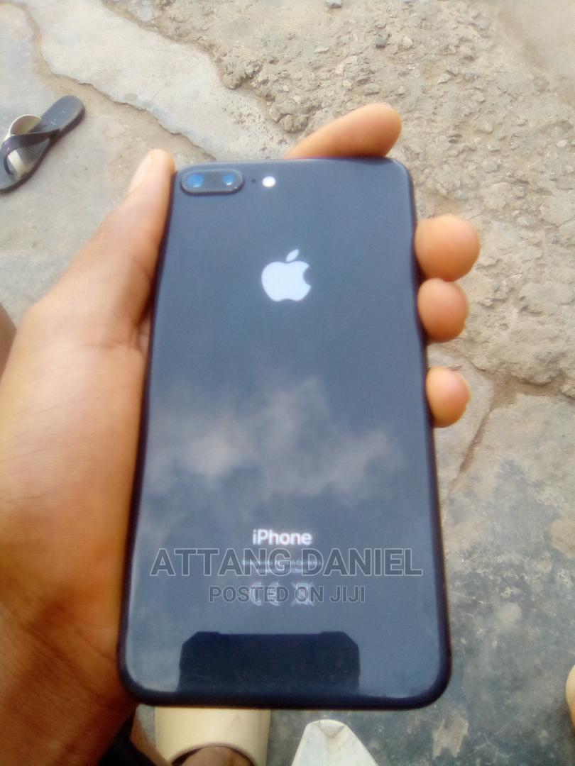 Apple iPhone 8 Plus 64 GB Black   Mobile Phones for sale in Surulere, Lagos State, Nigeria