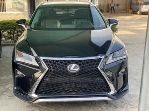 Lexus RX 2017 Black | Cars for sale in Abuja (FCT) State, Central Business Dis