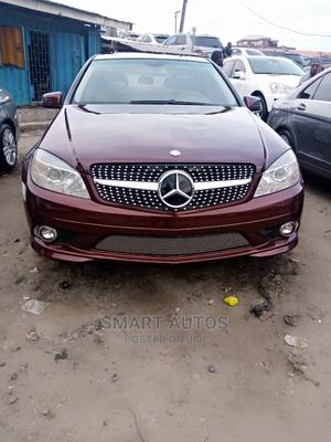 Mercedes-Benz C300 2009 Red   Cars for sale in Lagos State, Apapa