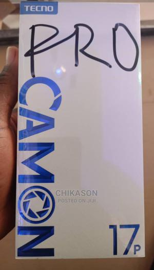 New Tecno Camon 17P 128 GB Silver | Mobile Phones for sale in Abuja (FCT) State, Wuse
