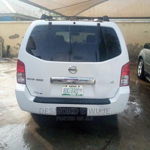 Nissan Pathfinder 2004 LE Platinum White | Cars for sale in Abuja (FCT) State, Gudu
