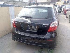 Toyota Matrix 2009 Black | Cars for sale in Lagos State, Ikeja
