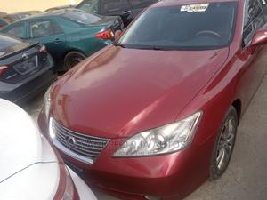 Lexus ES 2009 350 Red | Cars for sale in Lagos State, Ikeja