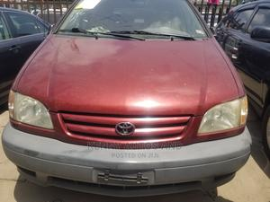 Toyota Sienna 2003 Red   Cars for sale in Lagos State, Lagos Island (Eko)