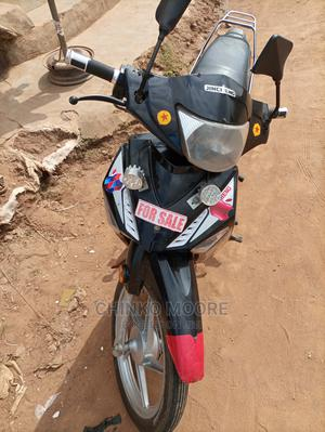 Jincheng JC110-T9 2018 Black | Motorcycles & Scooters for sale in Ogun State, Ado-Odo/Ota