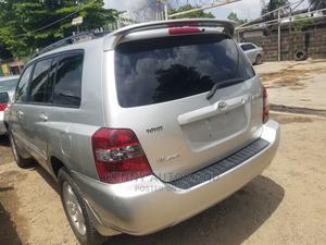 Toyota Highlander 2005 Limited V6 Silver | Cars for sale in Lagos State, Surulere
