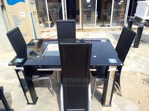 T58 Dining Table With Four Chair   Furniture for sale in Abuja (FCT) State, Kubwa