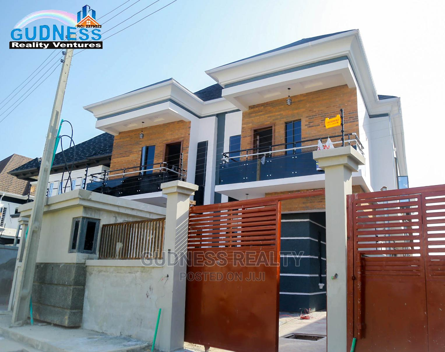 5 Bedroom Fully Detached-duplex With BQ