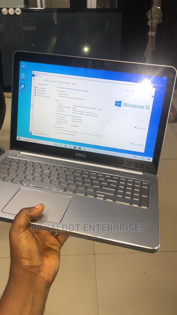 Laptop Dell Inspiron 15 8GB Intel Core I7 SSD 1T