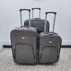 Ash Tengfei Leather Luggage Bag Available in Stock | Bags for sale in Lagos State, Ikeja
