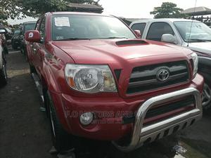 Toyota Tacoma 2008 Red | Cars for sale in Lagos State, Apapa