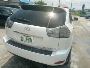 Lexus RX 2005 White | Cars for sale in Rivers State, Port-Harcourt