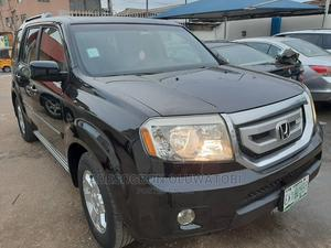Honda Pilot 2010 Black | Cars for sale in Lagos State, Ifako-Ijaiye