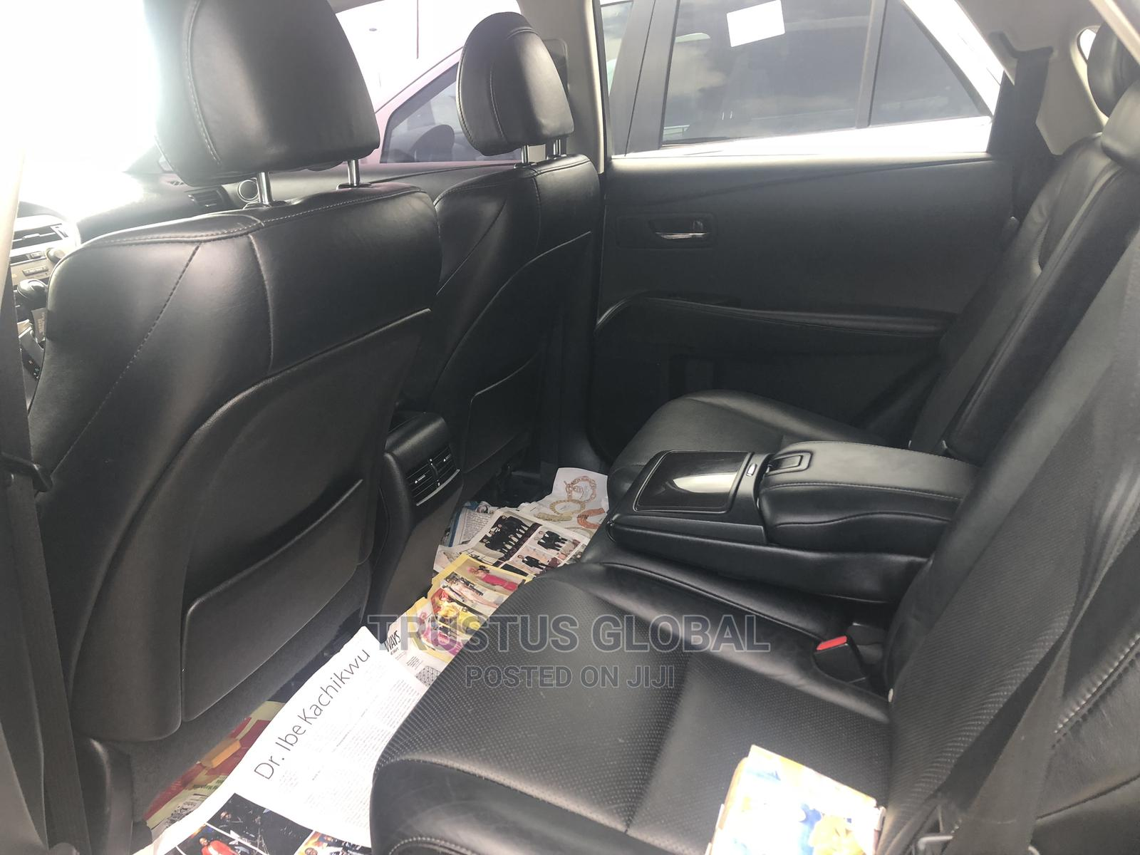Lexus RX 2013 350 FWD Black | Cars for sale in Apapa, Lagos State, Nigeria