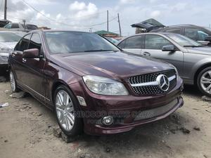 Mercedes-Benz C-Class 2010 C 300 4MATIC (W204) Red | Cars for sale in Lagos State, Apapa