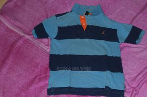 Nautica Polo T-Shirt 12-14 | Children's Clothing for sale in Lagos State, Alimosho