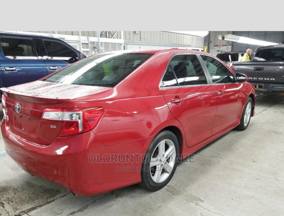 Toyota Camry 2014 Red | Cars for sale in Akure, Ondo State, Nigeria
