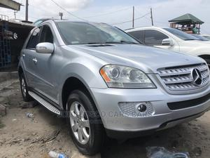 Mercedes-Benz M Class 2007 ML 350 4Matic Silver   Cars for sale in Lagos State, Apapa