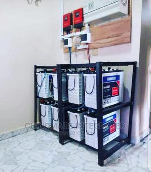 200AH Luminous Tubular Battery   Solar Energy for sale in Lagos State, Ajah