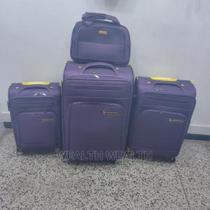 Standard Purple Leaderpolo Luggage Bag | Bags for sale in Lagos State, Ikeja