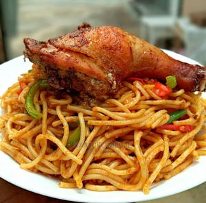 Spaghetti With Chicken | Meals & Drinks for sale in Lagos State, Amuwo-Odofin