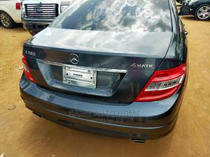 Mercedes-Benz C300 2008 Gray   Cars for sale in Lagos State, Ikotun/Igando