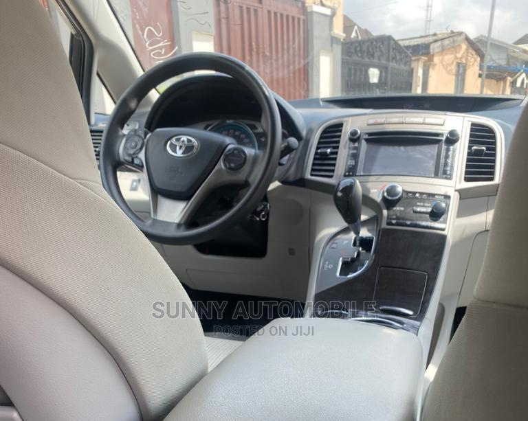 Toyota Venza 2013 Silver | Cars for sale in Ikeja, Lagos State, Nigeria