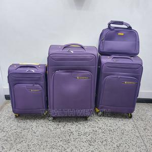 4 Set Standard Leaderpolo Luggage Bag | Bags for sale in Lagos State, Ikeja