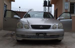 Lexus GS 2004 300 Sedan Silver | Cars for sale in Imo State, Owerri