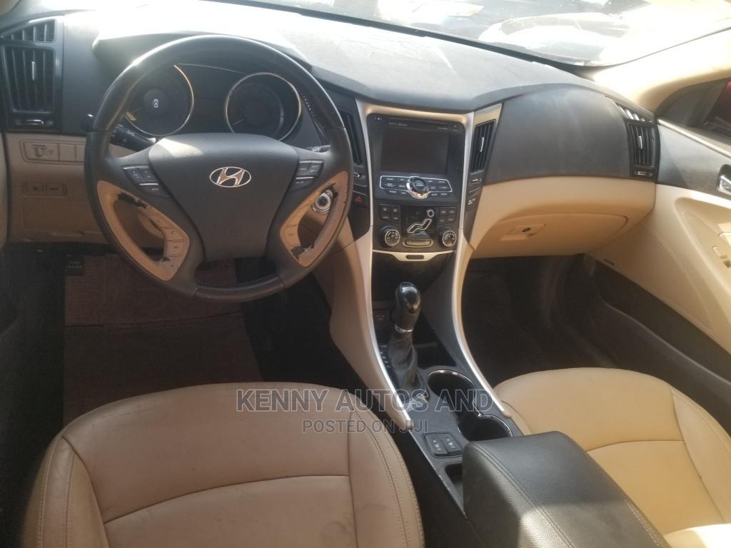 Hyundai Sonata 2011 Red | Cars for sale in Amuwo-Odofin, Lagos State, Nigeria
