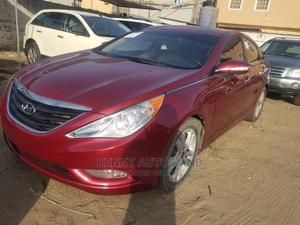 Hyundai Sonata 2011 Red | Cars for sale in Lagos State, Amuwo-Odofin