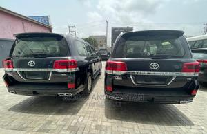 New Toyota Land Cruiser 2021 Black | Cars for sale in Lagos State, Victoria Island