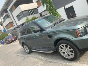 Land Rover Range Rover Sport 2008 4.2 V8 SC Green | Cars for sale in Lagos State, Oshodi