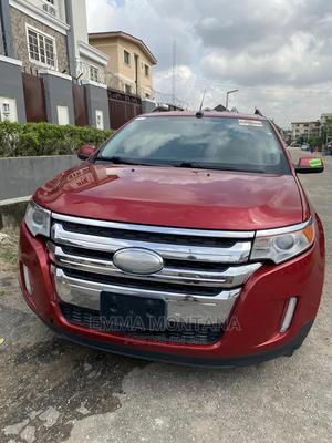 Ford Edge 2011 Red | Cars for sale in Lagos State, Ikeja