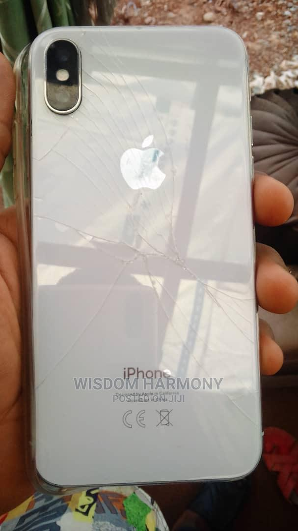Apple iPhone X 256 GB White | Mobile Phones for sale in Gwarinpa, Abuja (FCT) State, Nigeria