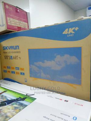 Skyrun 55 Inches Tv | TV & DVD Equipment for sale in Abuja (FCT) State, Wuse