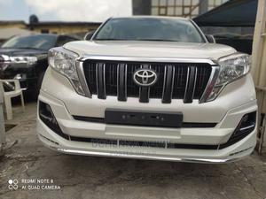 Toyota Land Cruiser Prado 2016 4.0 V6 Dual VVT-i White | Cars for sale in Lagos State, Surulere
