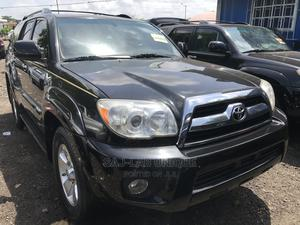 Toyota 4-Runner 2008 Limited Black   Cars for sale in Lagos State, Apapa