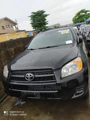 Toyota RAV4 2009 V6 Black | Cars for sale in Lagos State, Ojodu