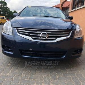 Nissan Altima 2010 2.5 Blue | Cars for sale in Lagos State, Ikeja