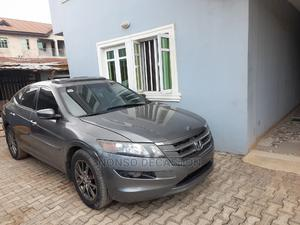 Honda Accord CrossTour 2011 EX-L Gray | Cars for sale in Lagos State, Ogba