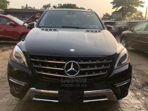 Mercedes-Benz M Class 2015 Black | Cars for sale in Lagos State, Ikeja