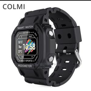 Colmi I2 Smart Watch Fitness Tracker, Waterproof Ip67 | Smart Watches & Trackers for sale in Akwa Ibom State, Uyo