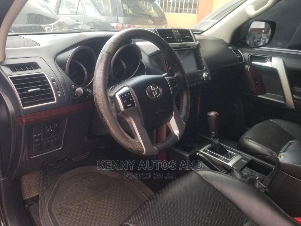 Toyota Land Cruiser Prado 2016 Black | Cars for sale in Surulere, Lagos State, Nigeria