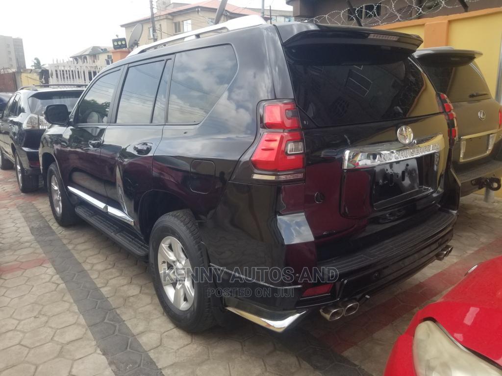 Toyota Land Cruiser Prado 2016 Black