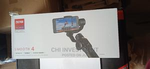 Smooth 4 Automatic Phone Gimbal | Accessories & Supplies for Electronics for sale in Lagos State, Oshodi